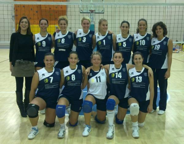 1° Divisione Pallavolo Bellaria Pontedera 2010/2011